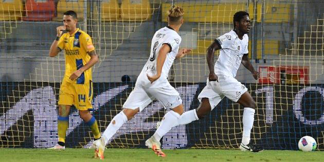 EXCLUSIVE: Spezia Calcio hold contract talks with in-form Ghanaian forward Emmanuel Gyasi