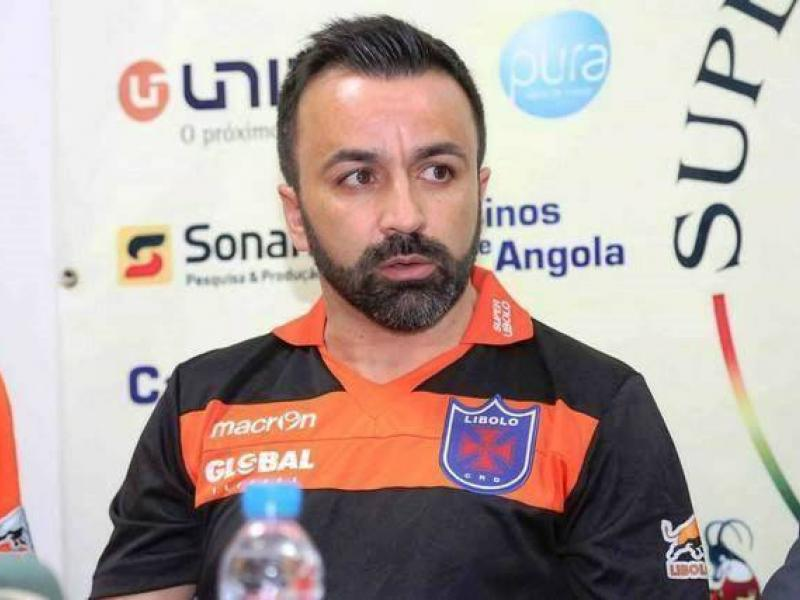 Carlos Manuel Vaz Pinto leaves Hearts of Oak after just one week of his appointment