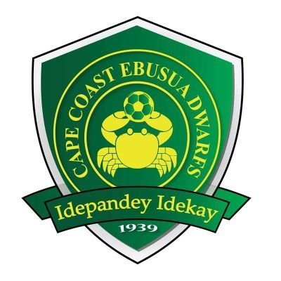 2020/21 Ghana Premier League full squads: Cape Coast Ebusua Dwarfs