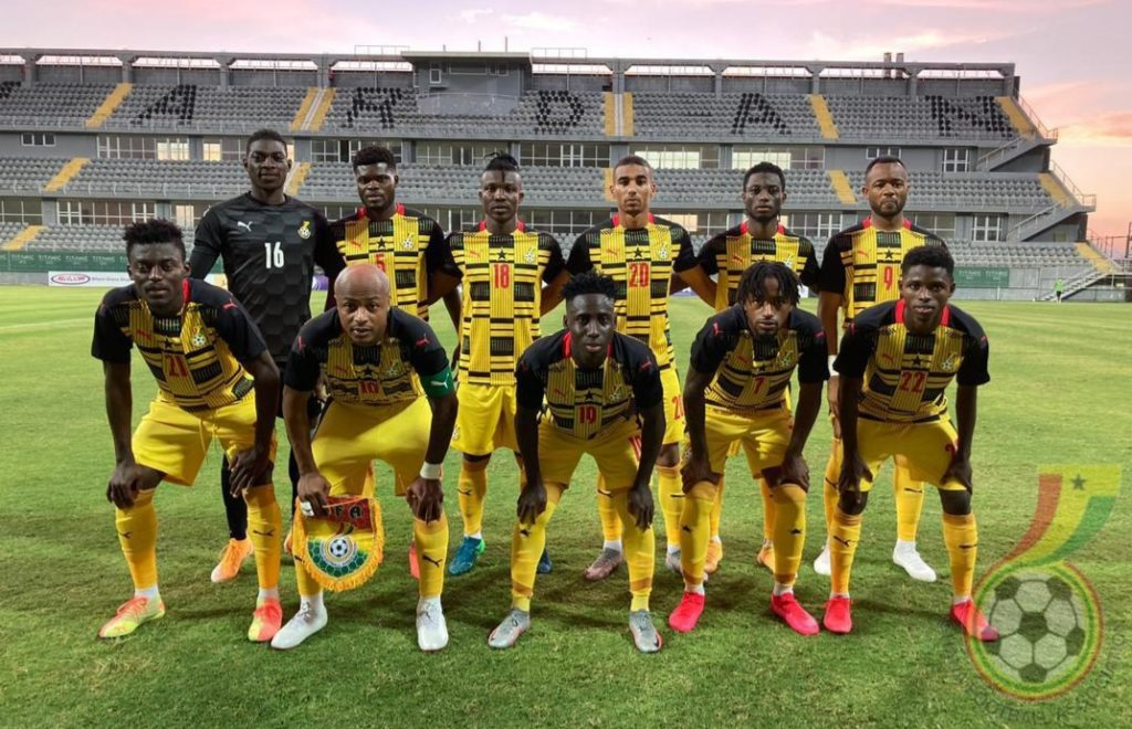 Ghana drop out of Top 50 in latest FIFA Rankings