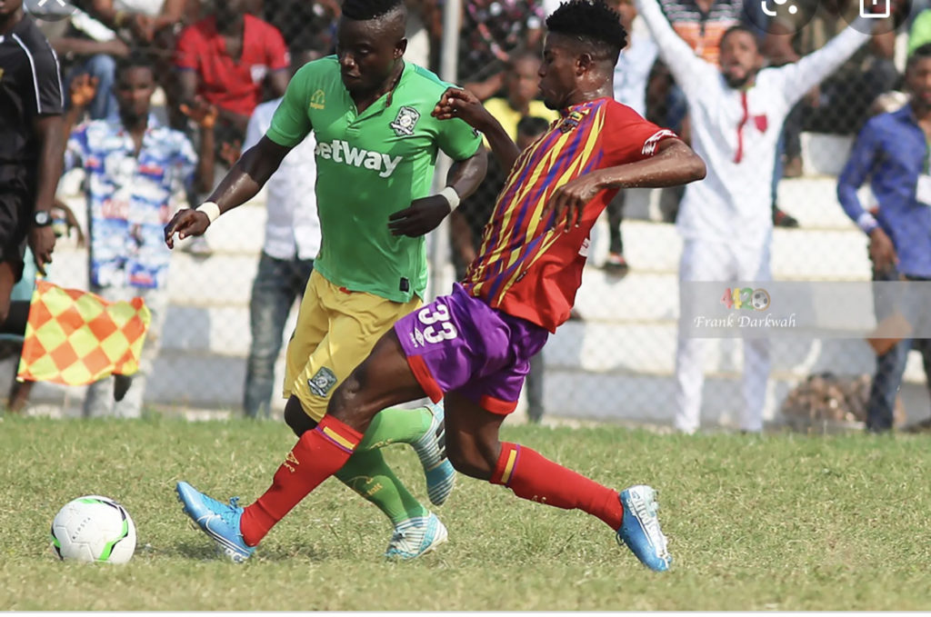 2020/21 Ghana Premier League: Aduana Stars-Hearts of Oak outstanding clash scheduled for December 9