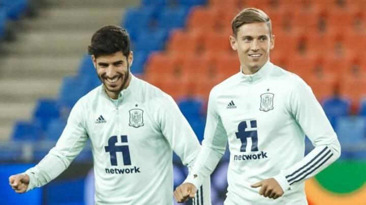 Switzerland vs Spain line-ups confirmed: Asensio, Llorente, Gaya left out