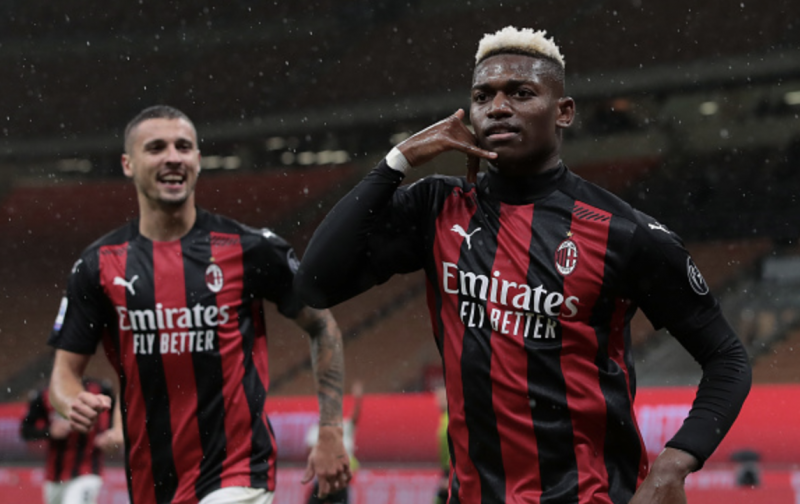 AC Milan forward out for three matches