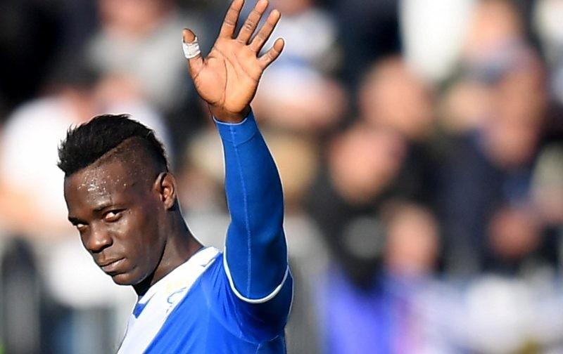 Fiorentina rejected idea of Balotelli transfer