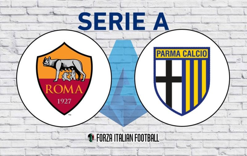 Roma v Parma: Probable Line-Ups and Key Statistics
