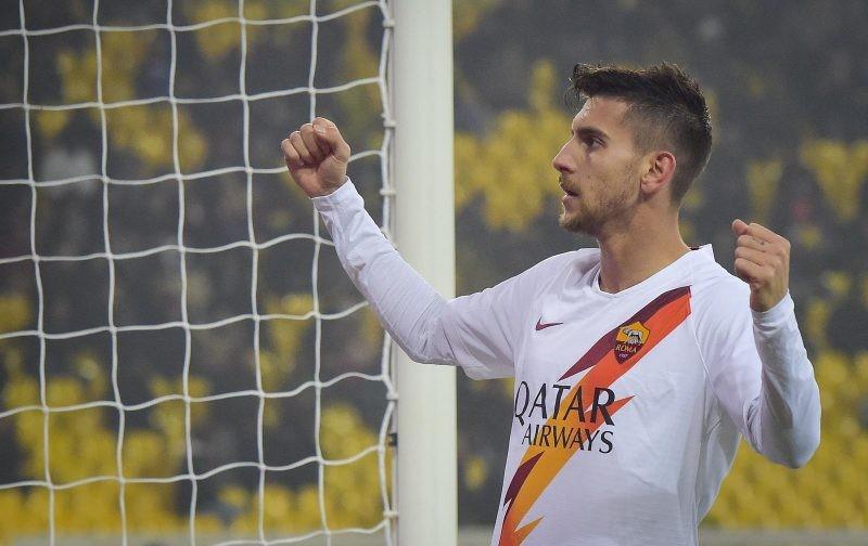 Roma welcome back Pellegrini