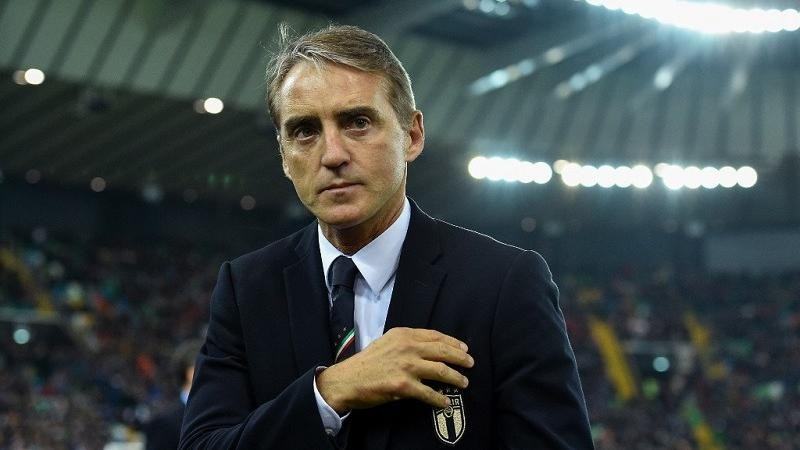 Mancini back for Italy after recovering from COVID