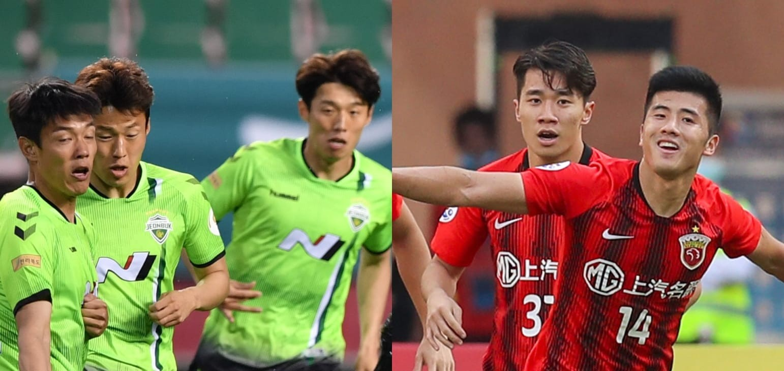Perreira, Morais to pause friendship as Jeonbuk Hyundai Motors and Shanghai SIPG clash in AFC Champions League  | Football | News | AFC Champions League 2020