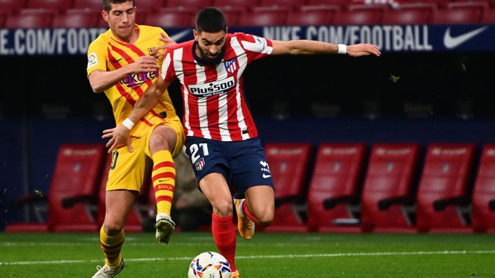 Carrasco gives Barcelona nightmares once again