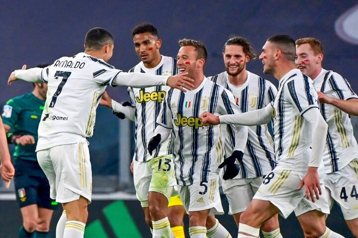 Juventus 2-0 Cagliari: Ronaldo scores double as Old Lady earn stunning victory