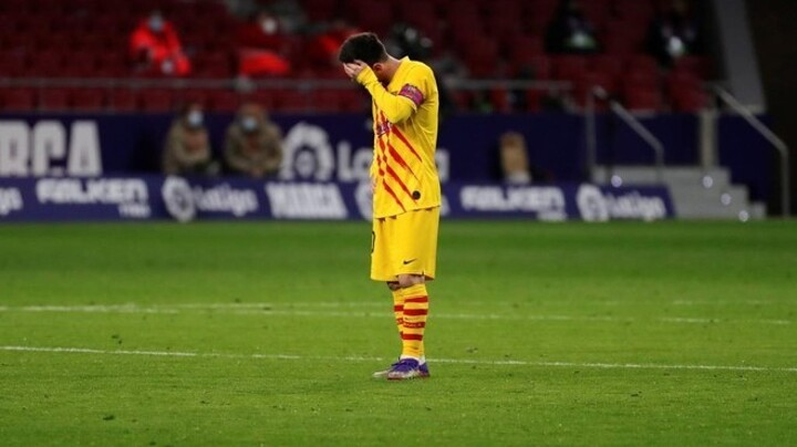 The worst Barcelona in 25 years