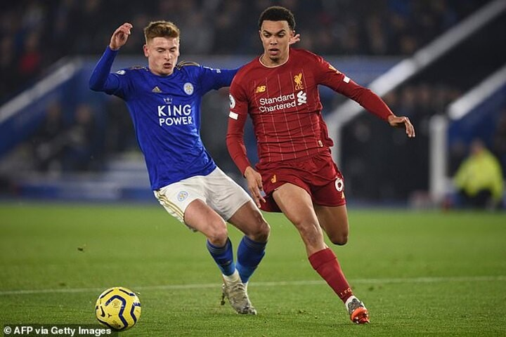 Barnes hopes lightning won't strike twice as high-flying Leicester City look to beat Liverpool
