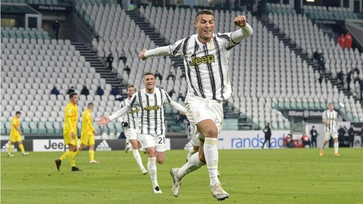 Pirlo: Cristiano Ronaldo sets the example for everyone