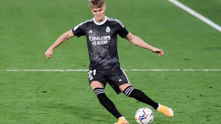 Odegaard is the biggest positive for Real Madrid