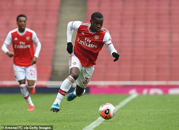 Nketiah has a point to prove against Leeds as Arsenal travel to Elland Road