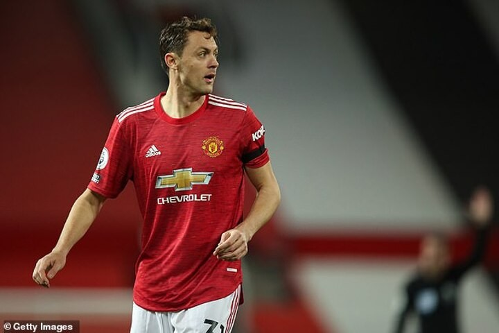 Matic urges his team-mates to 'kill the game' after nervy victory over West Brom