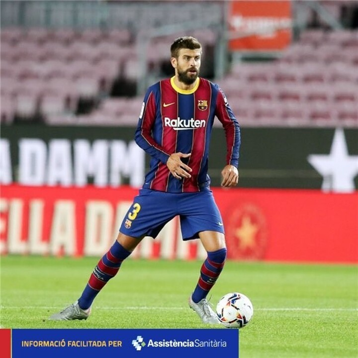 Barcelona confirm Pique & Roberto both out for injury
