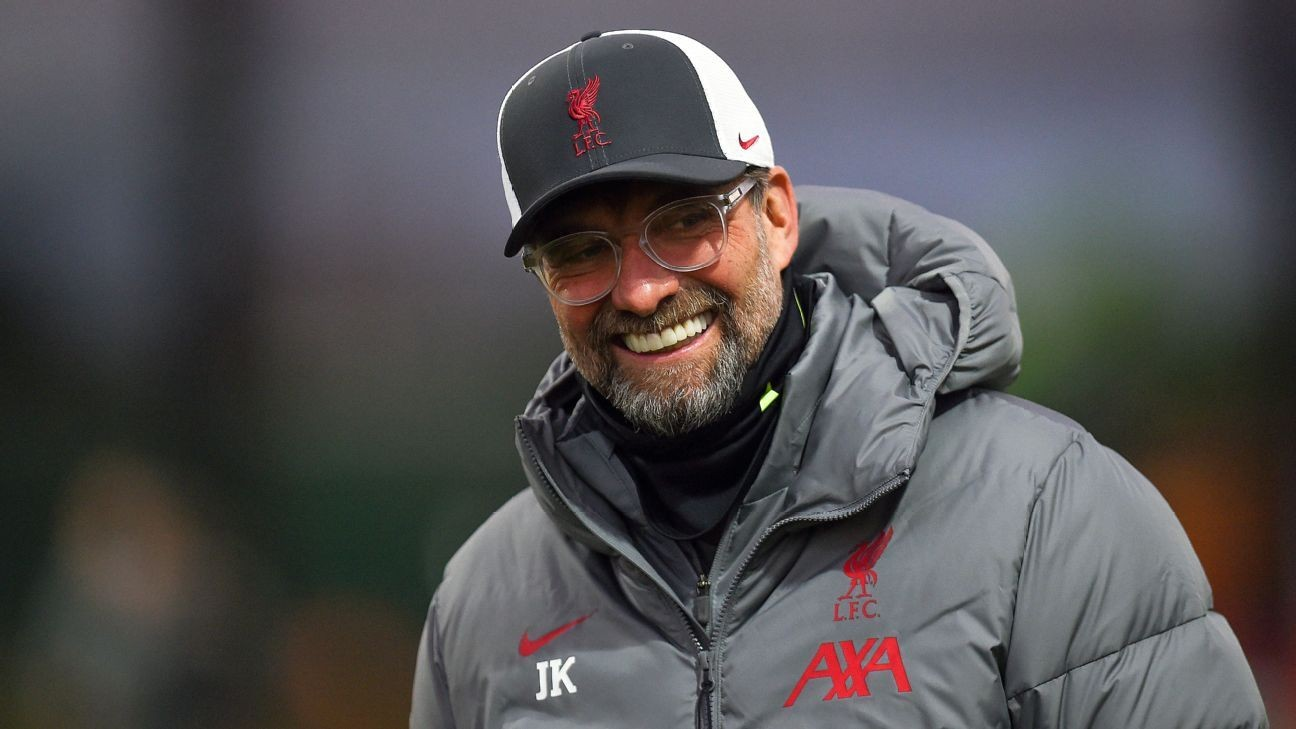 Carragher: Klopp better than he gets credit for