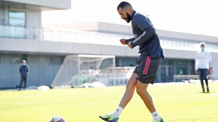 Zidane sweating on Benzema fitness for Inter Champions League clash