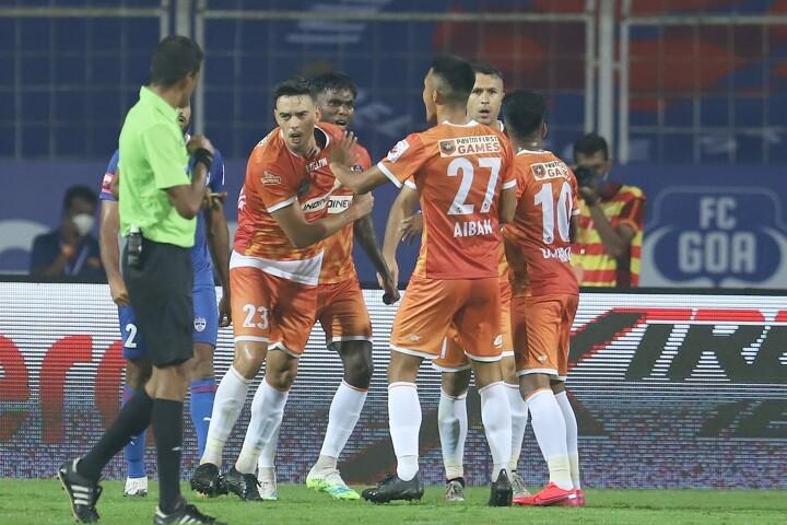 Goa 2-2 Bengaluru: Igor Angulo scores brace to secure a draw for Goa