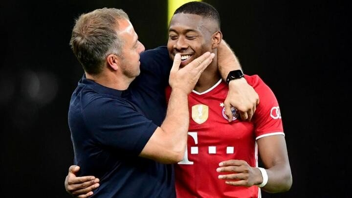 Flick urges Alaba to 'take responsibility' amid contract impasse