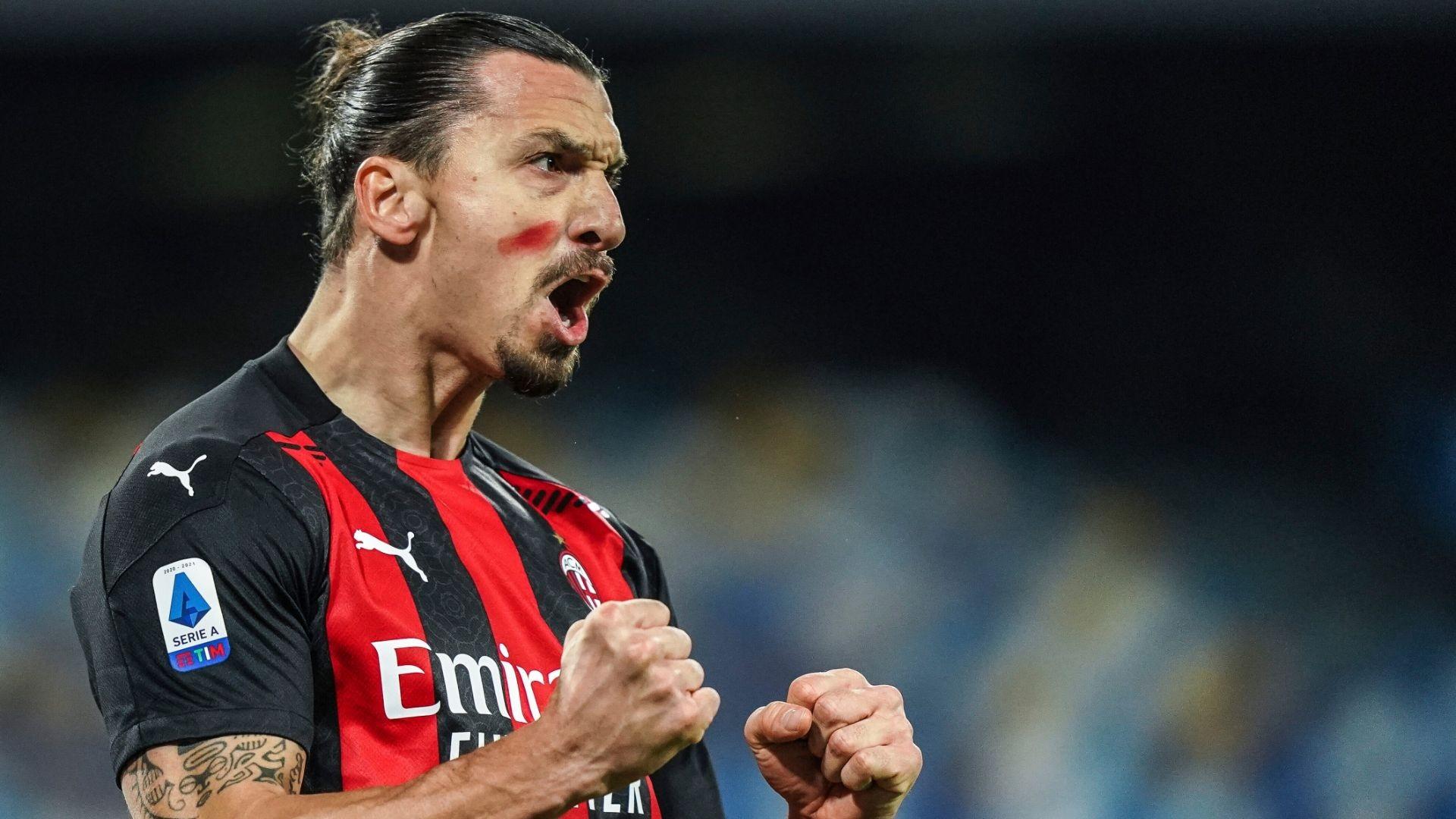 Ibrahimovic brace, injury highlight AC Milan win