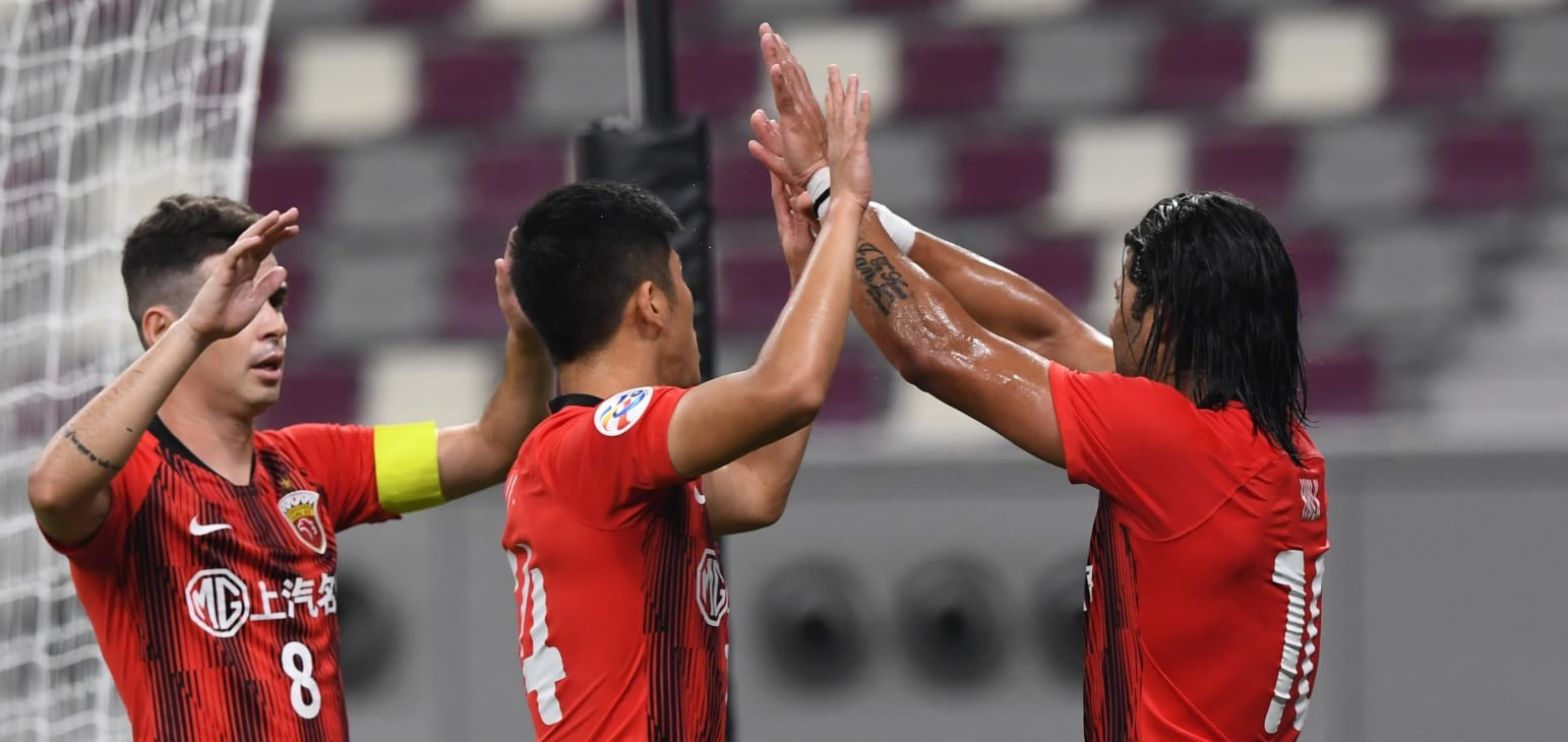 Shanghai SIPG impress in AFC Champions League win over Jeonbuk Hyundai Motors  | Football | News | AFC Champions League 2020