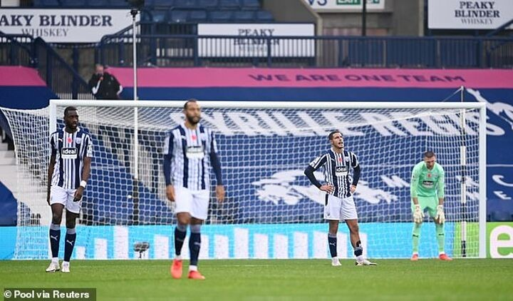 West Brom 'hold talks with consortium over £150m takeover' amid criticism of lack of investment