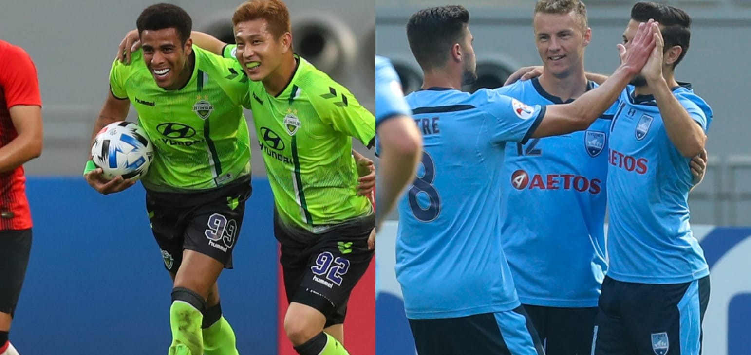No room for error as Jeonbuk Hyundai Motors, Sydney FC face off in AFC Champions League    Football   News   AFC Champions League 2020