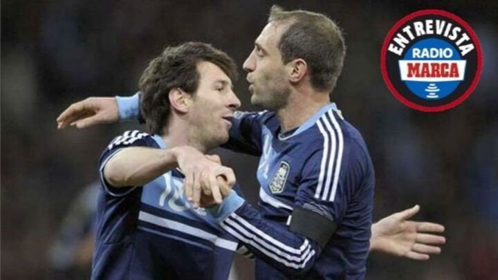 Zabaleta: If Messi has to change clubs, I would be happy if he went to Manchester City