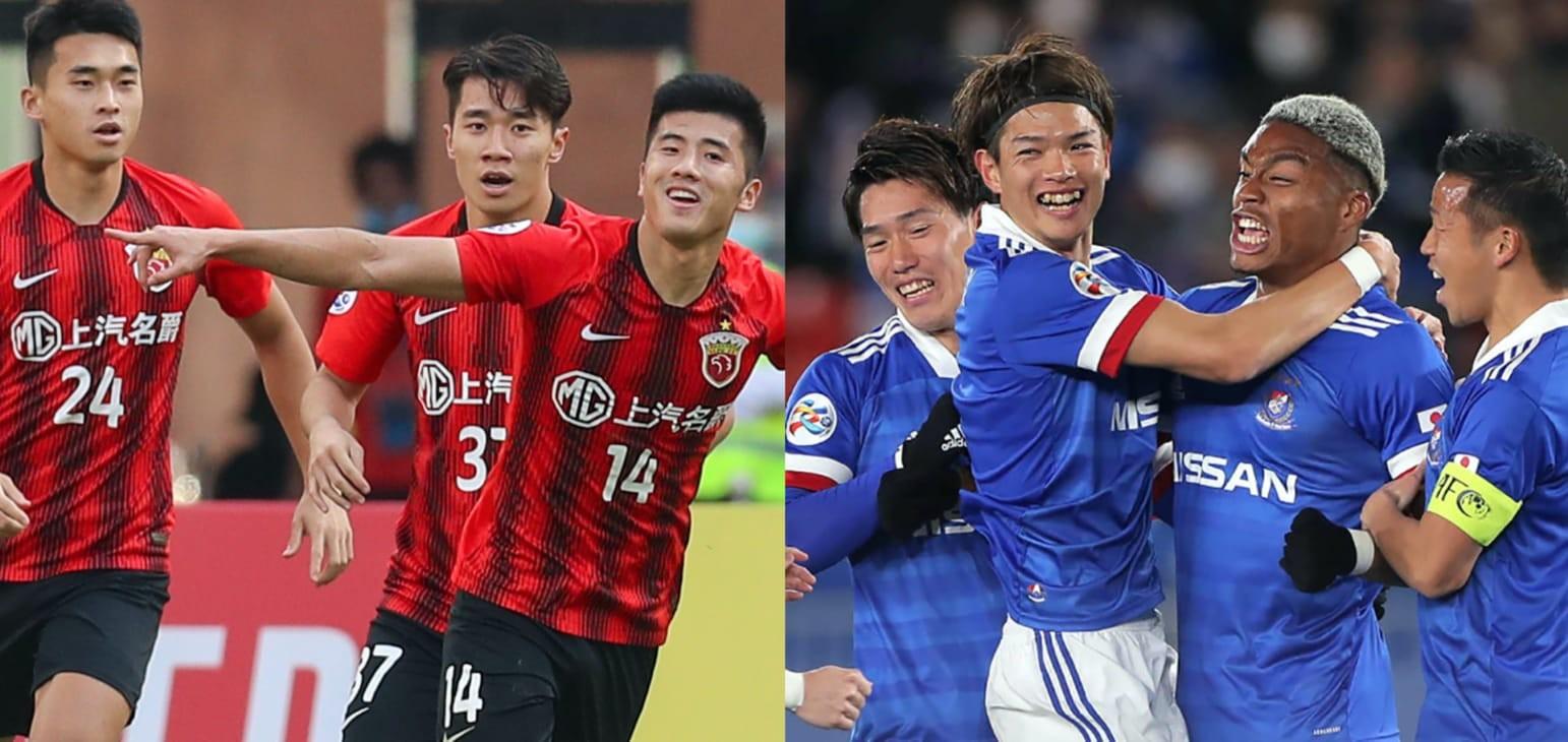 Shanghai SIPG, Yokohama F. Marinos braced for tough AFC Champions League showdown    Football   News   AFC Champions League 2020
