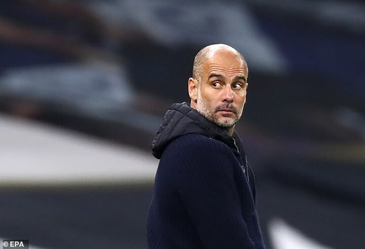 Manchester City boss Pep Guardiola hits out at jam-packed schedule again