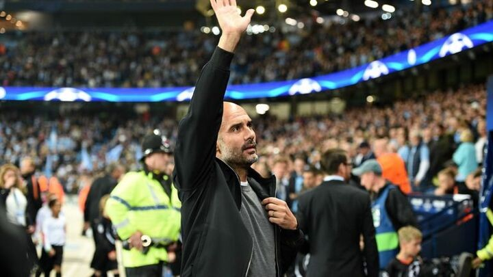 Pep Guardiola confident return of fans to stadiums will be successful
