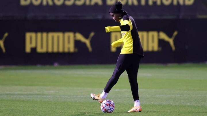 The records that Youssoufa Moukoko can break in the Champions League