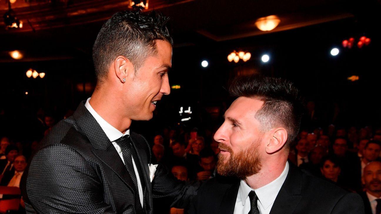 FIFA Best: Messi vs. Ronaldo rivalry resumes