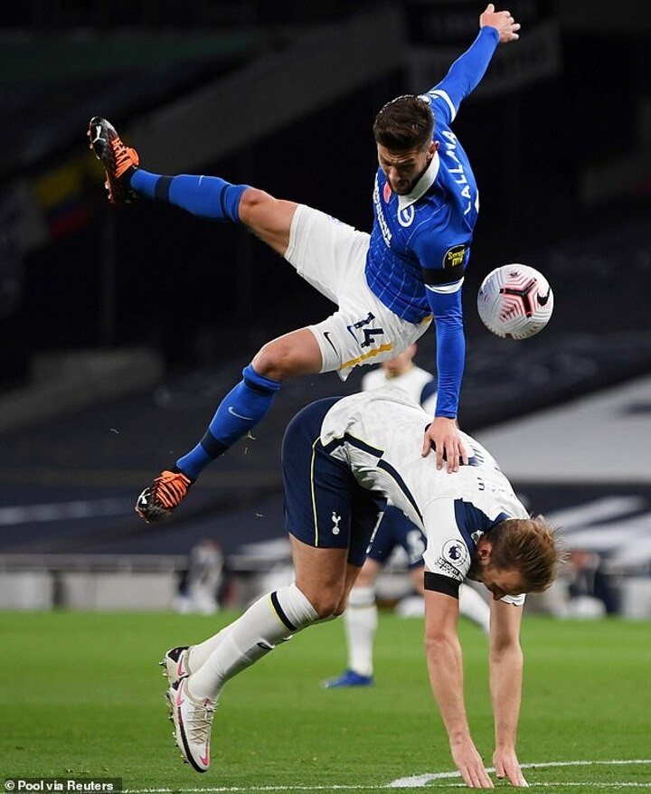 Harry Kane, Jack Grealish... Premier League's most fouled players