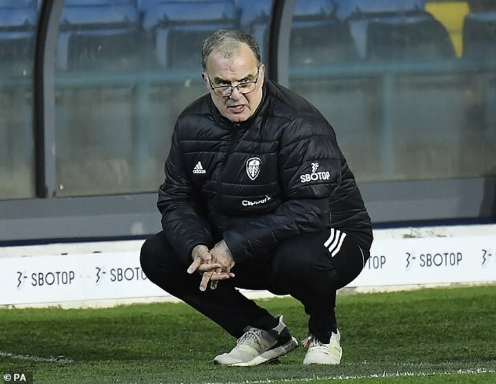 Fans question on social media how Bielsa is nominated for Best FIFA Men's Coach