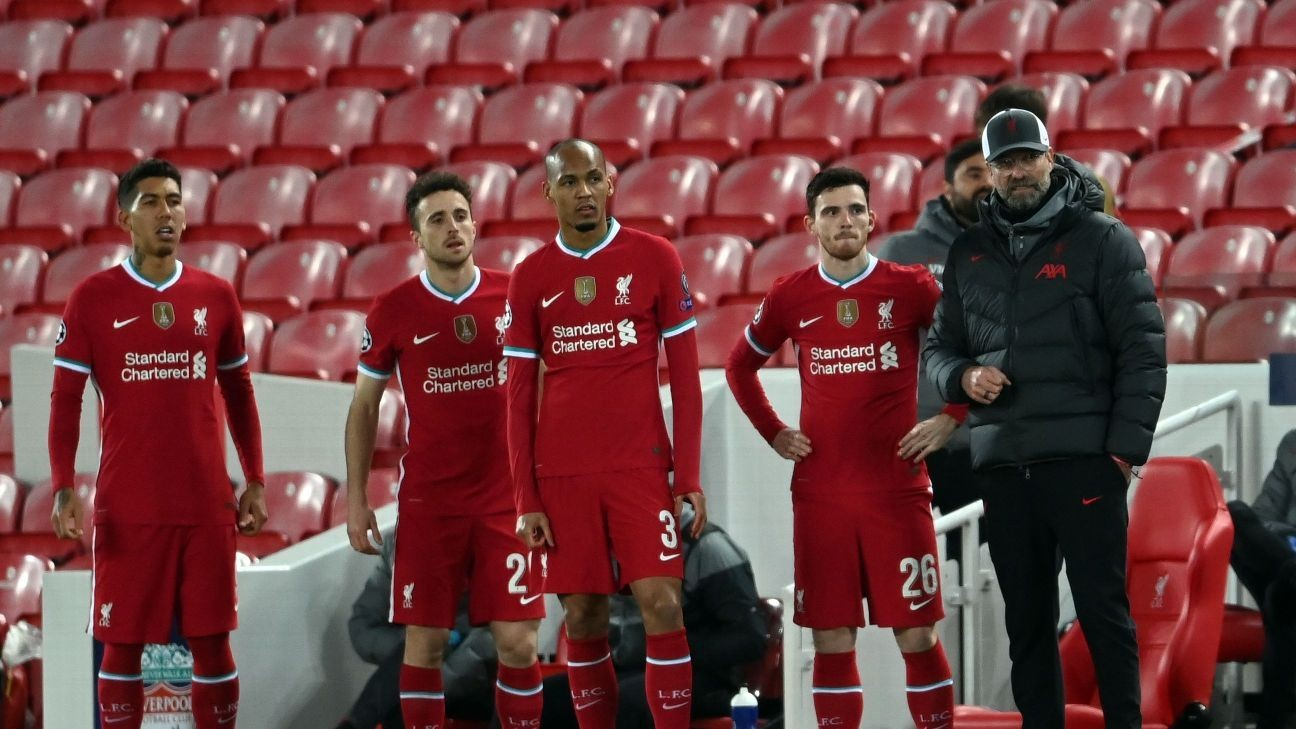 No need to panic but Liverpool should heed warning of Atalanta loss
