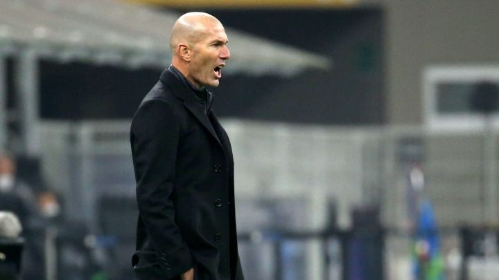 """Zidane: """"When the players need to rise to the occasion, they do..."""""""