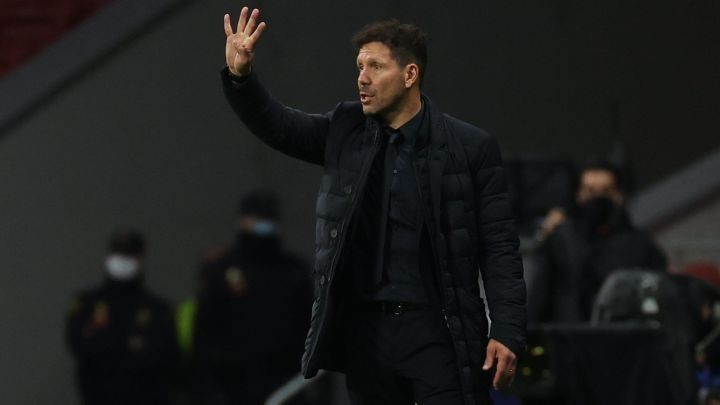 """Simeone: """"It's not about the players who are missing, we have to get the best out of those who can play"""""""