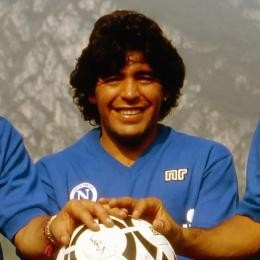 The whole football scene mourning Diego Armando MARADONA