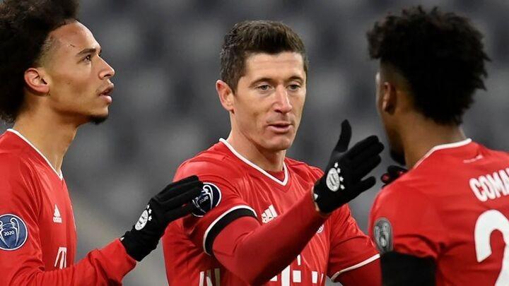 Bayern Munich beat Salzburg to reach last 16 - Champions League round-up