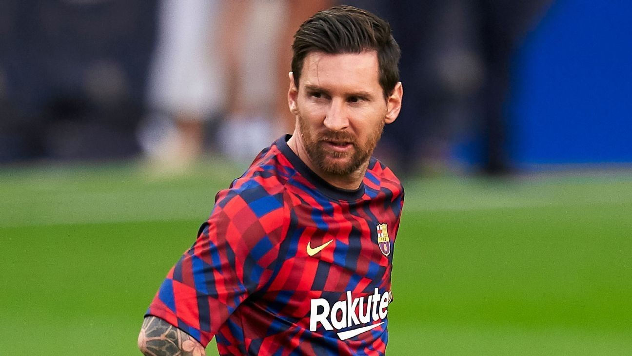 Barca candidate to rename 'Camp Nou Leo Messi'