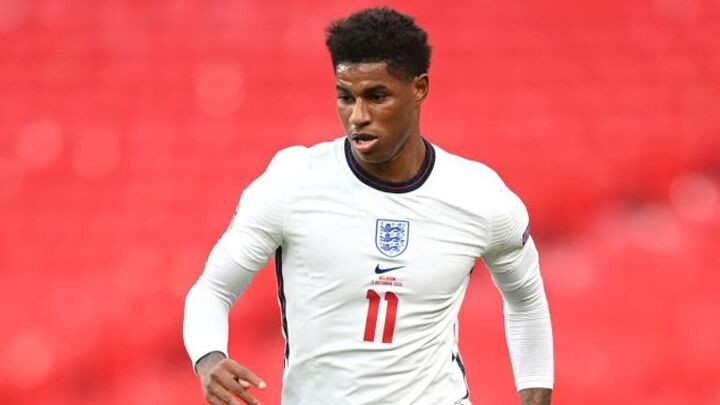 Rashford earns place on Football Black List in honor of food poverty campaigning