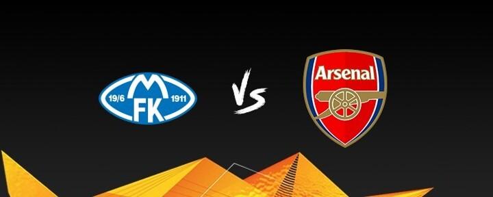 Molde vs Arsenal LINE-UPS: Lacazette leads, Mustafi, Xhaka, Cedric, Luiz all in