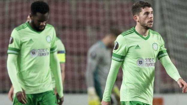 Sloppy Celtic out of Europa League