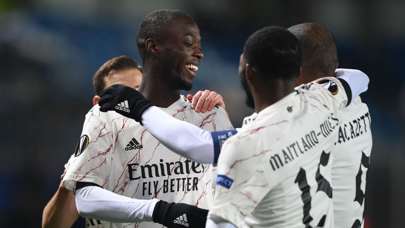 Pepe makes amends for weekend blunders with 9/10 showing