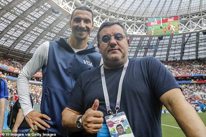 Mino Raiola clashes with Simon Jordan on talkSPORT over FIFA 21 image rights row