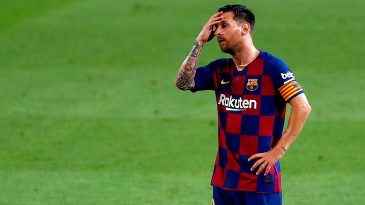 Brunati: I've heard Messi has told Laporta that he wants to stay at Barcelona