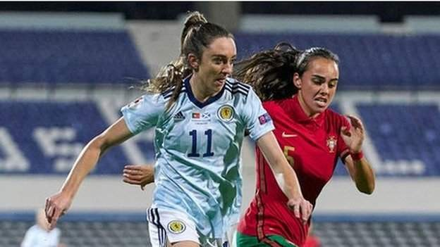 Scotland's Euro hopes dashed in Lisbon